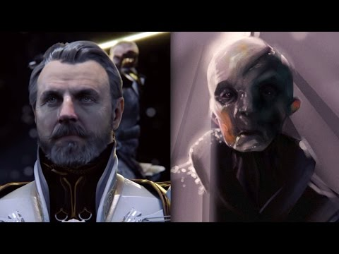 Is Snoke the Sith Emperor from The Old Republic? (Theory)
