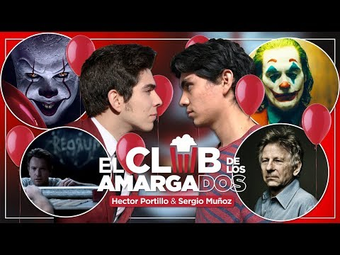 it:-capitulo-dos-(spoilers),-joker-ganadora,-trailer-de-birds-of-prey-|-el-club-de-los-amargados