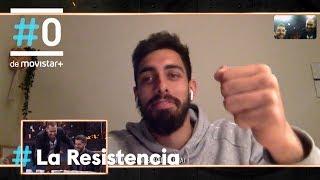 LA RESISTENCIA - Borja Iglesias cumple su promesa   #LaResistencia 04.03.2019