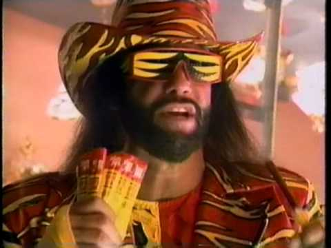randy savage catchphrase