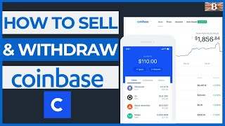 How to Sell & Withdraw with Coinbase (Bank Transfer & PayPal)