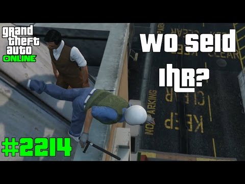 GTA 5 ONLINE Verstecken am Filmset  Wo seid ihr #2214 Let`s Play GTA V Online PS4 2K