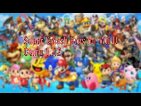 Cemu Super Smash Bros Reddit
