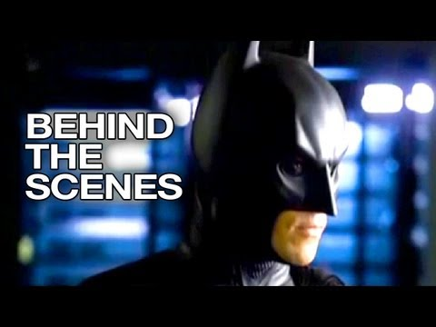 Batman Movies - Behind The Scenes - Designing The Batsuits