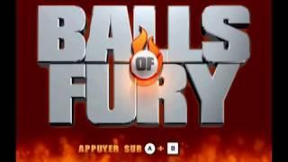 """[Wii] Introduction du jeu """"Balls of Fury"""" de Zoo Digital (2008)"""