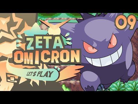 Pokemon Zeta & Omicron Part 9 - WE NOW A RANGER Pokemon Fan Game Gameplay Walkthrough