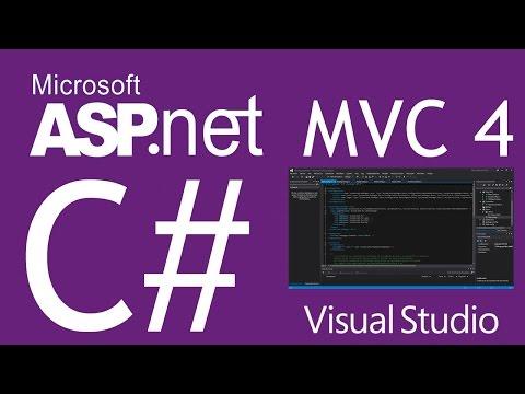 01.- Curso de ASP.NET MVC 4 C#(Csharp). Visual Studio. Introducción. MVC. Aplicación