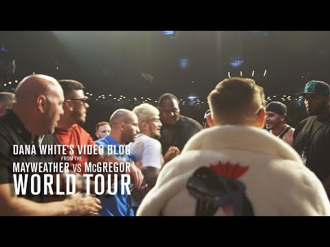Thumbnail: Dana White's Video Blog | MAY/MAC WORLD TOUR | Ep. 5