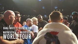 Dana White's Video Blog | MAY/MAC WORLD TOUR | Ep. 5