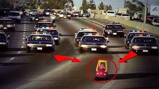 CRAZIEST CAR CHASES Caught On Camera IN REAL LIFE!