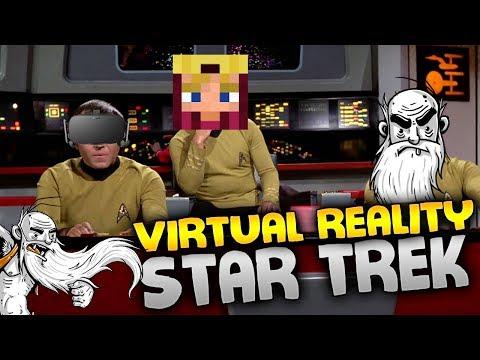 "Star Trek Bridge Crew VR Gameplay - ""BOLDLY GO WHERE NO HERMIT HAS GONE BEFORE!!!"" Oculus Rift Touch"