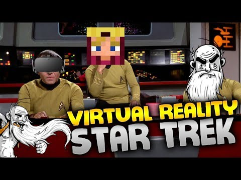 "Star Trek Bridge Crew VR Gameplay – ""BOLDLY GO WHERE NO HERMIT HAS GONE BEFORE!!!"" Oculus Rift Touch"