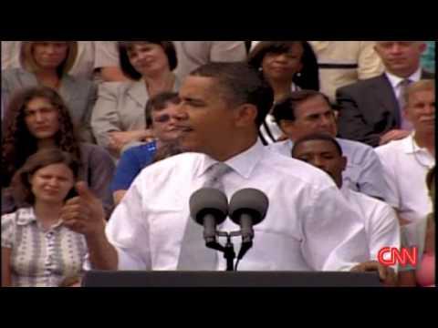 CNN - Obama makes education challenge