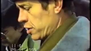 1995 год .Российская армия воюет в Чечне ..Частные документальные сьемки