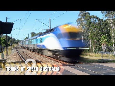 Trains At Speed Australia 2