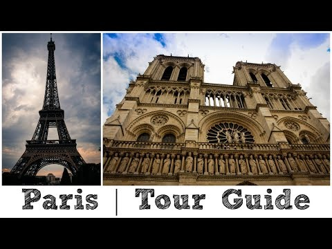 Paris | Travel Guide & Overview | HD 1080p