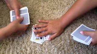 How To Play Slap Jack