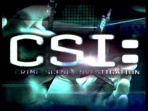 Crime Scene Investigation Theme (Full version)