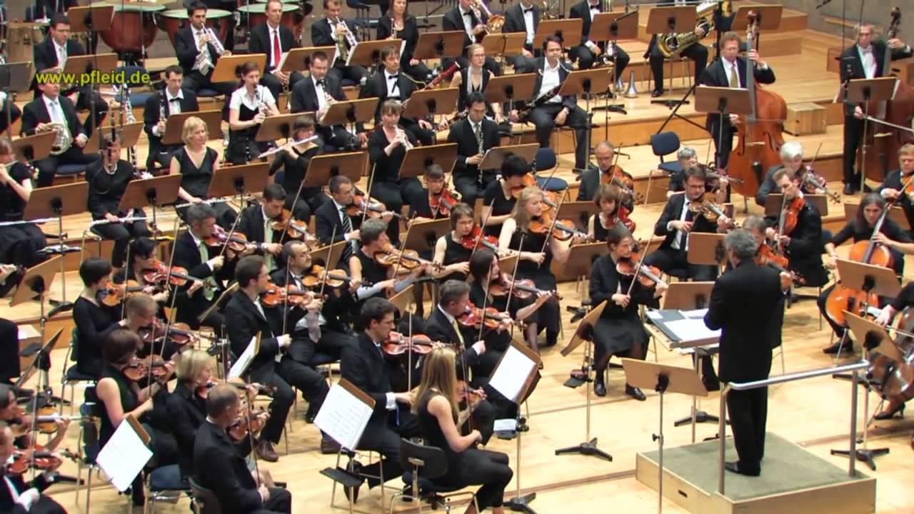 Gottschalk, A Night in the Tropics, 2, Richard Rosenberg, Patent Orchestra, München
