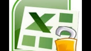 Excel Password Remover- Without Any Application