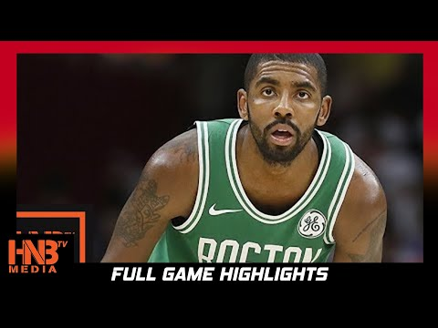 Thumbnail: Boston Celtics vs Oklahoma City Thunder Full Game Highlights / Week 3 / 2017 NBA Season