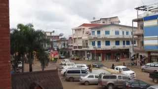 Views from OTOP Mall, Pakse, Laos