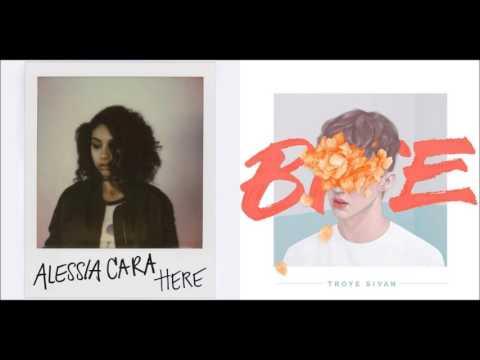 Bite Here (Mashup) - Alessia Cara & Troye Sivan