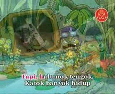 Frog Versi Kelantan