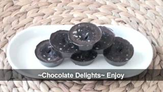 Hcg P2 / P3 - Chocolate Delights