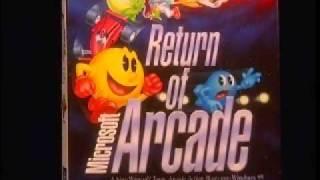 Microsoft Return Of Arcade