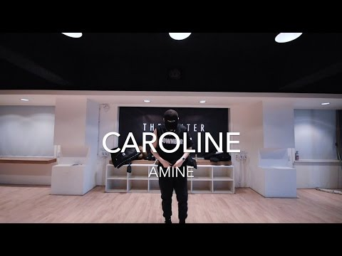 JAY LEE - Choreography | Caroline by AMINE...