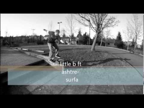 little-b ft ashtre surfa DRUGS (OFFICIAL MP3)