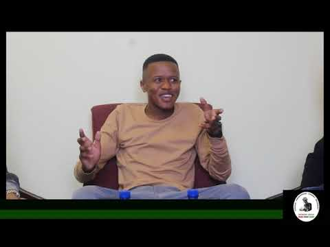 Afri ESM TV interview with Ntobeko Hadebe, BCom  3rd Year Student, Majoring in Accounting part 1