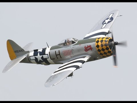Ralph Kling Oral History, Republic P-47 Pilot in World War Two