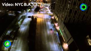 Increíble salto al vacío desde el One World Trade Center