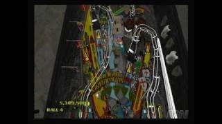 Dream Pinball 3D Nintendo Wii Gameplay - Knight Tournament