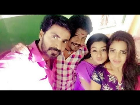 Chinnathambi Serial Actors Dubsmash and Shooting Spot Pictures thumbnail