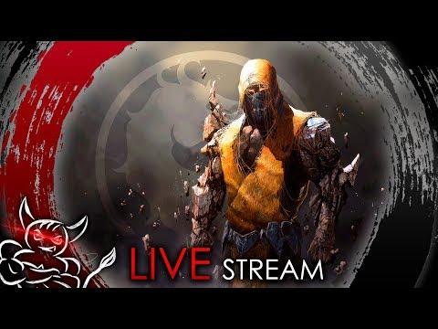 Mortal Kombat 11 - Finish Him [Стрим]