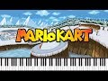 Download Synthesia [Piano Tutorial] DK Pass - Mario kart DS | Harsh Version MP3 song and Music Video
