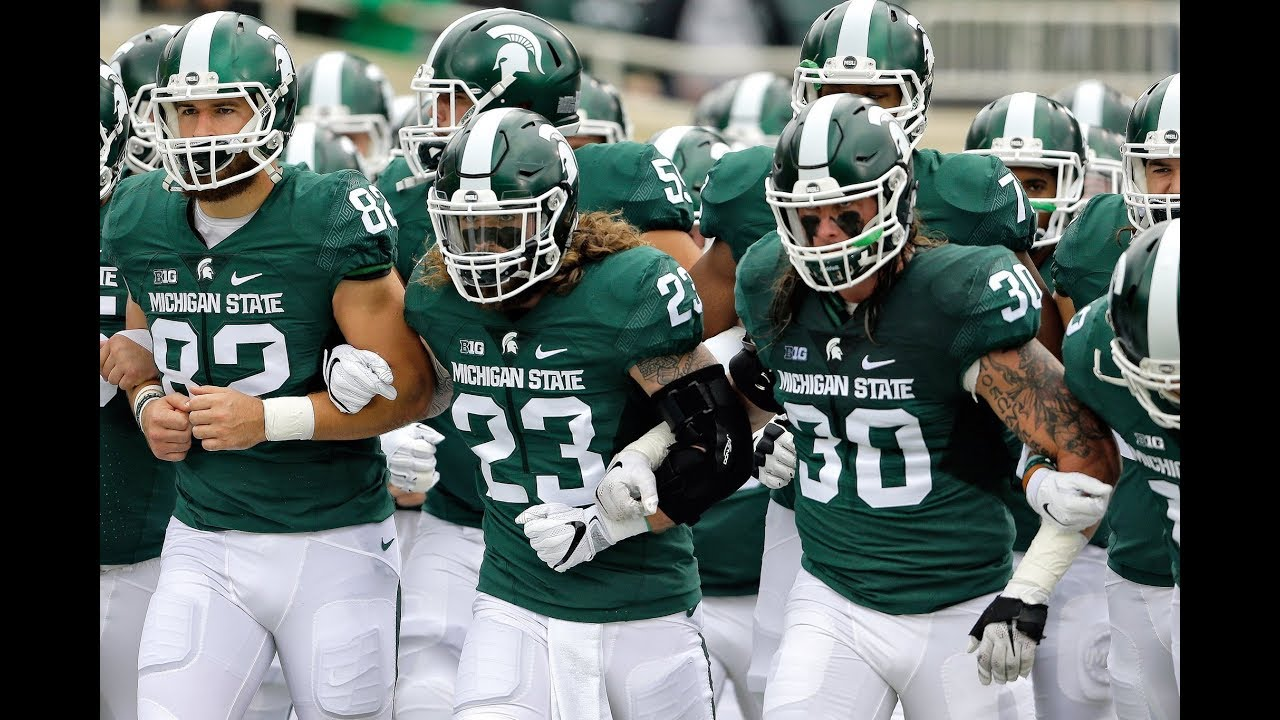michigan football state spartans comeback hype sports
