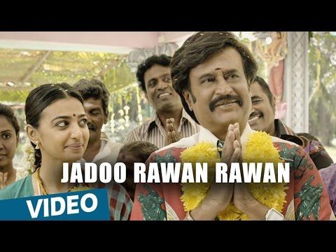 Kabali Hindi Songs | Jadoo Rawan Rawan Video Song | Rajinikanth | Pa Ranjith | Santhosh Narayanan