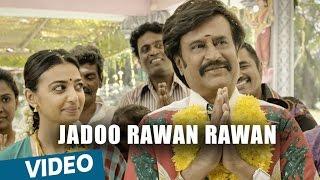 Download Hindi Video Songs - Kabali Hindi Songs | Jadoo Rawan Rawan Video Song | Rajinikanth | Pa Ranjith | Santhosh Narayanan
