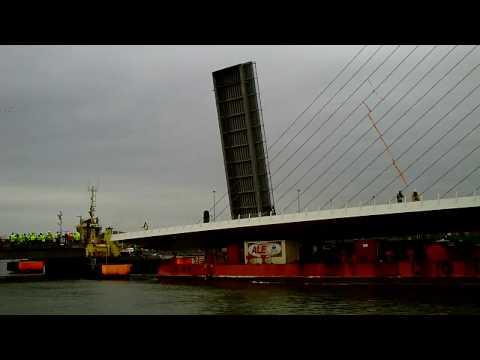 Samuel Beckett bridge HD
