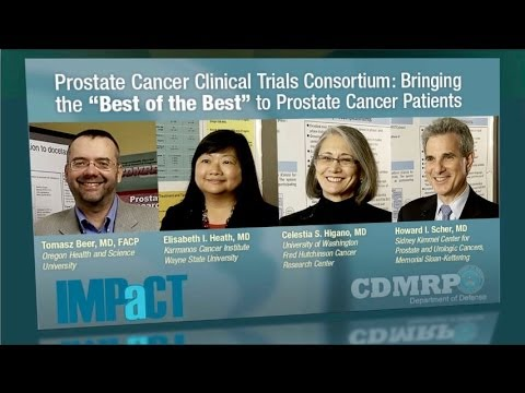 prostate cancer clinical trials consortium