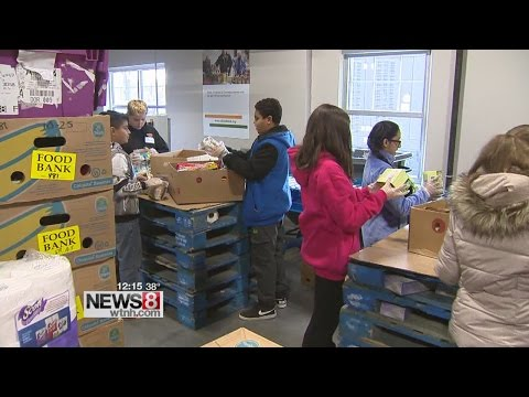 CT Food Bank to distribute 400,000 lbs. of food in Thanksgiving donations