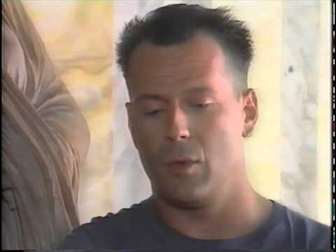 Bruce Willis on Entertainment Tonight 1990