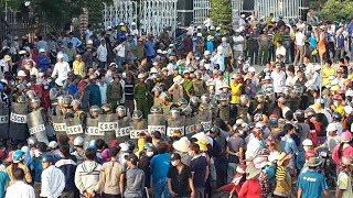 Đại tá Nguyễn Sĩ Quang: TC phản động đứng sau người dân xuống đường gây rối