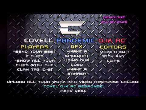 Covell Pandemic: RC 0,1K [Cp2]
