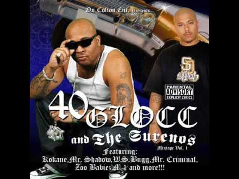 40 Glocc- The Little Homie