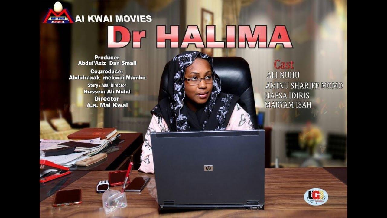 Download DR HALIMA LATEST HAUSA FILM  2019